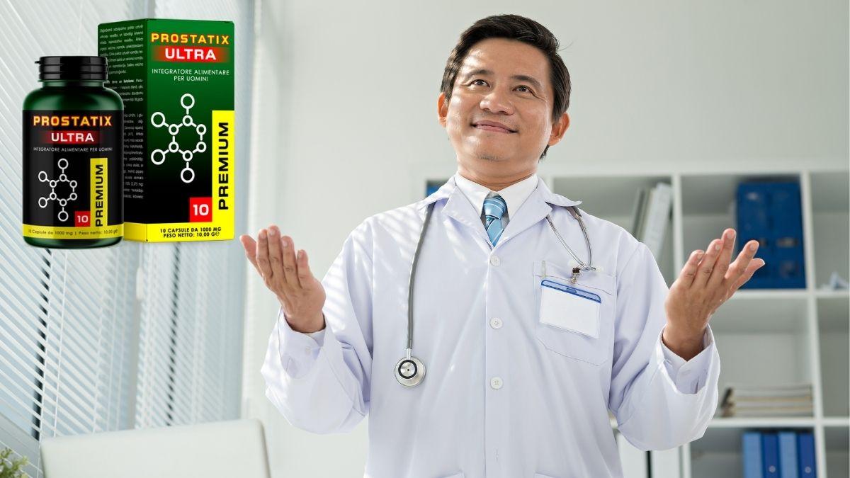 Prostatix Ultra - recensioni, forum, prezzo, dove acquistare? in farmacia,